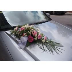 Centro para coche de novia