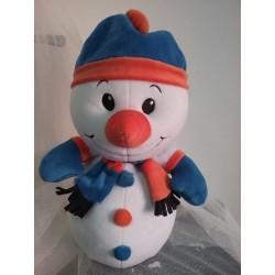 Muñeco de nieve grande