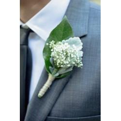 Flor de solapa paniculata
