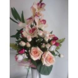 Ramo de flor artificial