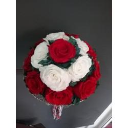 Ramo liofilizado de rosas...