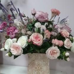Montajes florales
