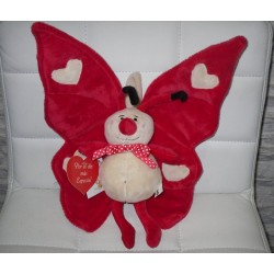 Peluche de Mariposa amorosa