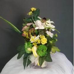Ramos de flor artificial