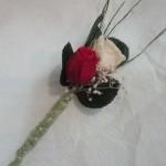 Prendidos o flor de solapa 12
