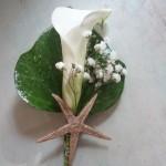 Prendidos o flor de solapa 22