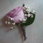 Prendidos o flor de solapa 25