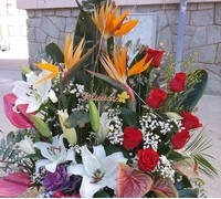 Floristería en Terrassa especializada en centros de flores