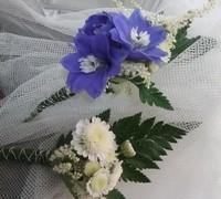 Prendido / flor de solapa